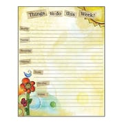 LANG® Artisan Color My World Jumbo Weekly Planner