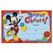 Eureka® Mickey Mouse Clubhouse Super Cheers Recognition Award