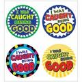 Teacher Created Resources I Was Caught Being Good WearEm Badge