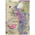 LANG® Petite Note Card, Grateful Heart