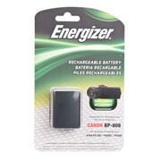 Energizer® ENV-C808 Digital Replacement Battery BP-808 For Canon FS Series and HF Series