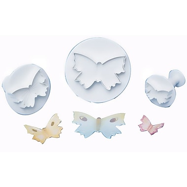 PME Plunger Cutter Set 3 Pieces-Butterfly