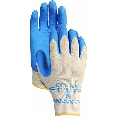 Showa Best® Glove ATLAS® Fit® 300B Rubber Coated Multi-Purpose Gloves