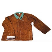 Anchor Brand® 1200 Split Cowhide Leather Jacket, Lava Brown, 3X-Large