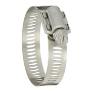 Hy-Gear® 201/301 Stainless Steel 68 Worm Gear Drive Hose Clamp, 1 1/2 - 2 1/2 in Capacity