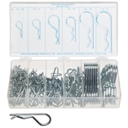 Precision Brand® Spring Steel Hitch Pin Clip Assortment