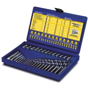 Irwin® Hanson® 36 Piece Screw Extractor/Drill Bit Set