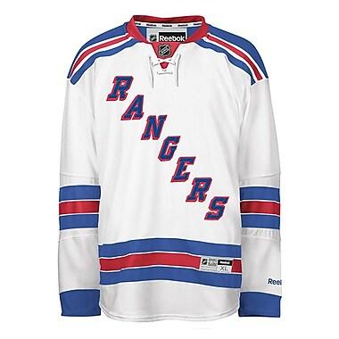 Reebok - Chandail des Rangers de New York (sur la route) de qualité supérieure