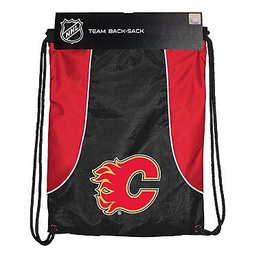 NHL/Concept One Calgary Flames Axis String Backpack