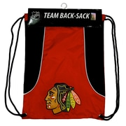 NHL/Concept One Chicago Blackhawks Axis String Backpack