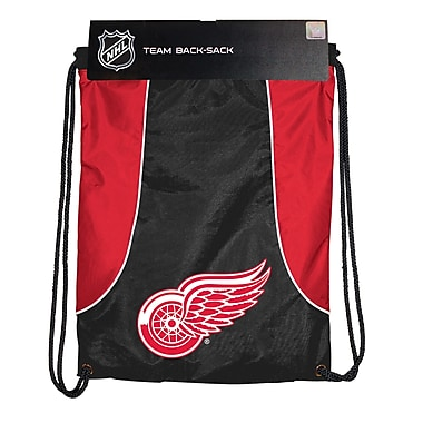 NHL/Concept One Detroit Red Wings Axis String Backpack
