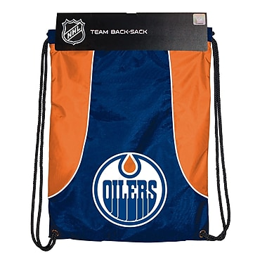NHL/Concept One Edmonton Oilers Axis String Backpack