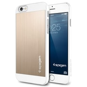 Spigen iPhone 6 (4.7) Aluminum Fit Champagne Gold