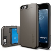 Spigen iPhone 6 (4.7) Slim Armor CS Gunmetal