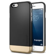 Spigen iPhone 6 (4.7) Style Armor Smooth Black