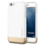 Spigen iPhone 6 (4.7) Style Armor Shimmery White
