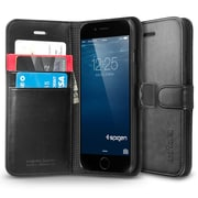 Spigen iPhone 6 (4.7) Wallet S Black