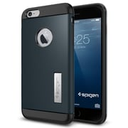 Spigen iPhone 6 (5.5)  Slim Armor Metal Slate