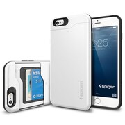 Spigen iPhone 6 (5.5)  Slim Armor CS Shimerry White