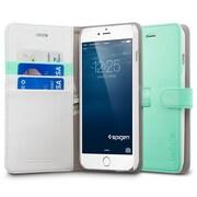 Spigen iPhone 6 (5.5) Wallet S Mint(PET)