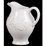 Woodland Imports Pitcher; White