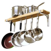 Rebrilliant Wall Mounted Pot Rack