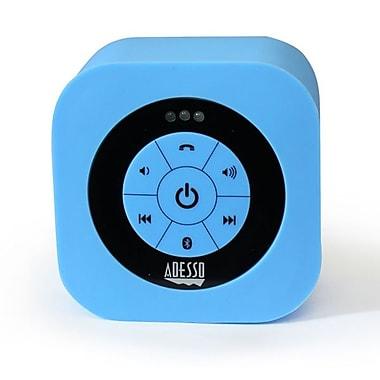 Adesso xtream S1 Bluetooth 3.0 Waterproof Speaker, Blue