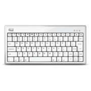 Adesso Bluetooth 3.0 Mini Keyboard 1010 for iPad, White