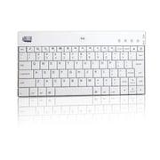 Adesso Bluetooth Mini Keyboard 1000 for iPad, White