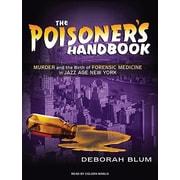 "TANTOR MEDIA INC ""The Poisoner's Handbook"" Library Audio CD"
