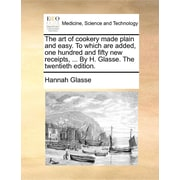 "Gale Ecco ""The Art of Cookery Made Plain and Easy..."" Book"