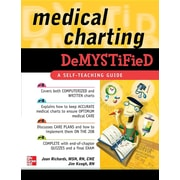 """McGraw-Hill Professional Publishing """"Medical Charting Demystified"""" Book"""