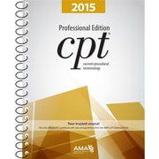 "American Medical Association Press ""CPT 2015 Professional Edition"" Book"