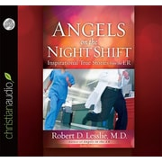 Christianaudio Angels on the Night Shift Book CD