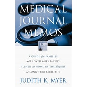 "Xulon Press ""Medical Journal Memos"" Book"