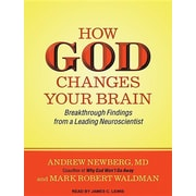 "Tantor Audio ""How God Changes Your Brain"" Audio CD"