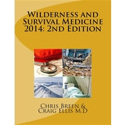 "Createspace ""Wilderness and Survival Medicine 2014"" Book"