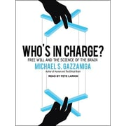 "Tantor Audio ""Who's in Charge?"" Audio CD"
