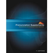 Pronunciation Supplements: Lists and Sentences to Aid in the Teaching of American English