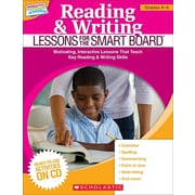 Reading & Writing Lessons for the SMART Board (Grades 4-6)