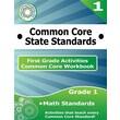 First Grade Common Core Workbook: Math Activities
