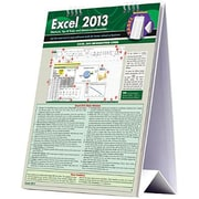 Excel 2013 (Quick Study Easel)