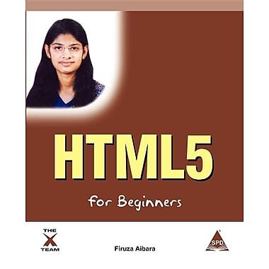 FOR HTML5 BEGINNERS