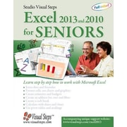Excel 2013 and 2010 for Seniors: Learn Step by Step How to Work with Microsoft Excel (Computer Books for Seniors series)