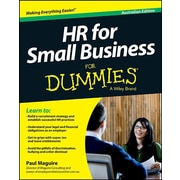 HR For Small Business For Dummies (For Dummies (Business & Personal Finance))