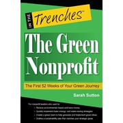 The Green Nonprofit: The First 52 Weeks of Your Green Journey