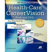 Health-Care CareerVision BK w/DVD