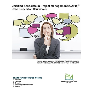 certified associate in project management capm Location dunedin (punakawa, level 2, mason centre) - click here for a campus map duration six days delivery on campus start thurs 31 august (intro session thurs 17.