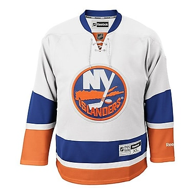 Reebok New York Islanders, Premier Away Jersey, Small