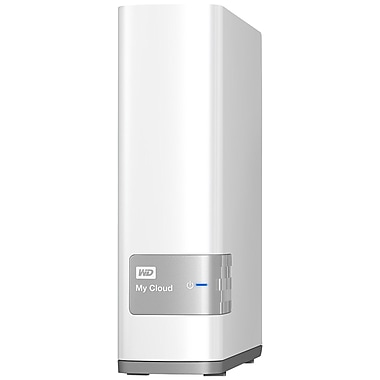 Western Digital® - Stockage personnel My Cloud Personal, 6 To